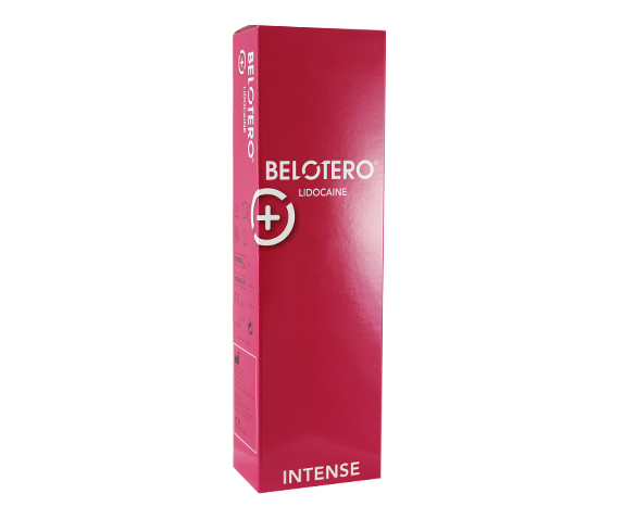 Белотеро Интенс с Лидокаином (Belotero intense lidocaine)